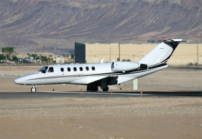 Citation CJ2 Exterior - Private Jet Charter