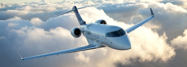 Challenger 300 - Private Jet Charter