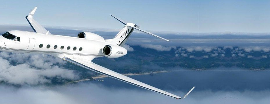 Private Jet Holiday Travels G550