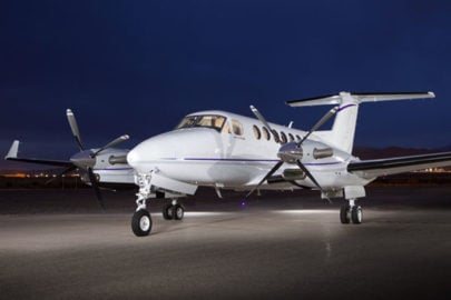 King Air 350 Ext